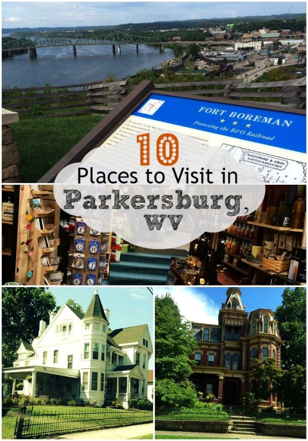 10 Places to Visit in Parkersburg, WV