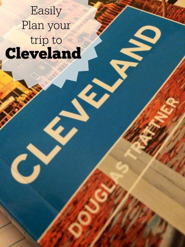 Easily plan your trip to Cleveland with this travel guide by Douglas Trattner