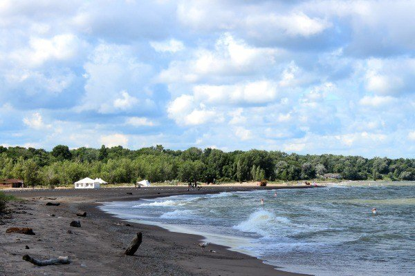 Places to Visit in Ohio: Headlands Beach State Park