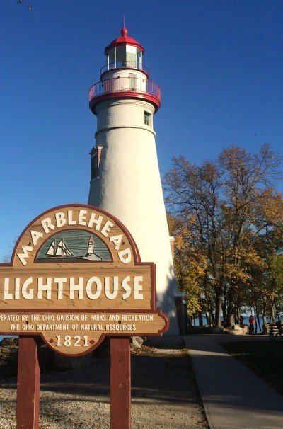 Visiting Marblehead Lighthouse State Park