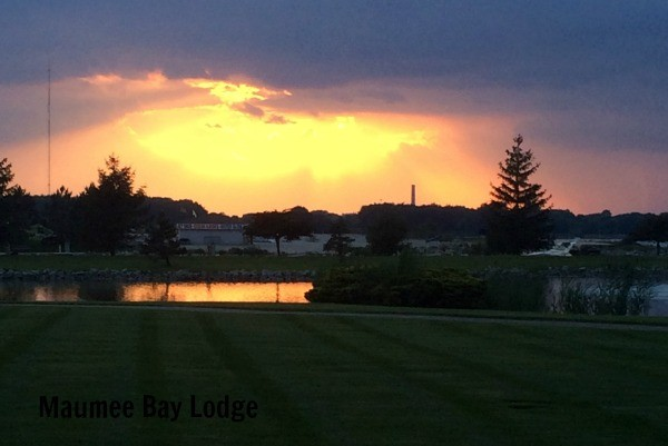 Ohio State Park Lodges- Maumee Bay