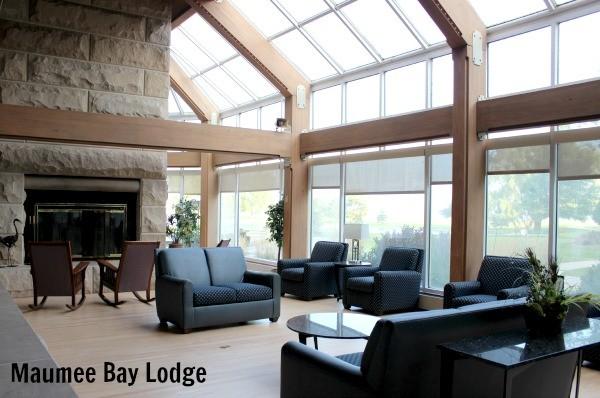 Ohio State Parks- Maumee Bay Lodge
