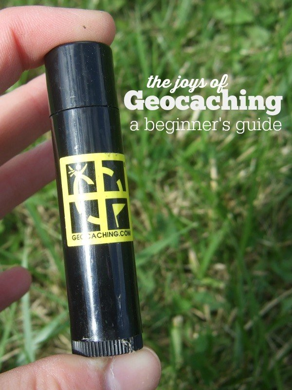 The Joys of Geocaching a beginners guide by Jessica Lippe of JessicaLippe.com