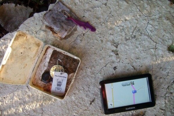 The Travel Bug- The Joys of Geocaching by Jessica Lippe