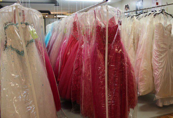 The Universe bridal and formal wear shop