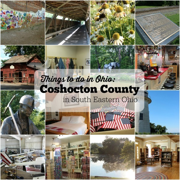 Things to do in Ohio Coshocton County