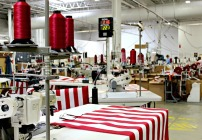 Visit the Annin Flagmakers Factory in Coshocton, Ohio and learn what goes into making a quality flag