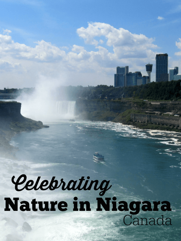 Celebrating Nature in Niagara Canada
