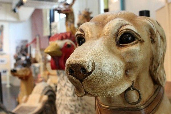 Merry-go-Round Museum in Sandusky Ohio