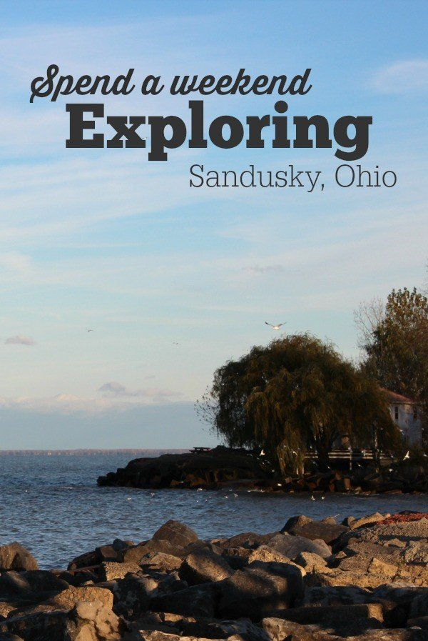 Spend a weekend exploring Sandusky, Ohio