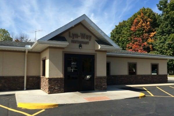 Lyn-Way Restaurant in Ashland Ohio