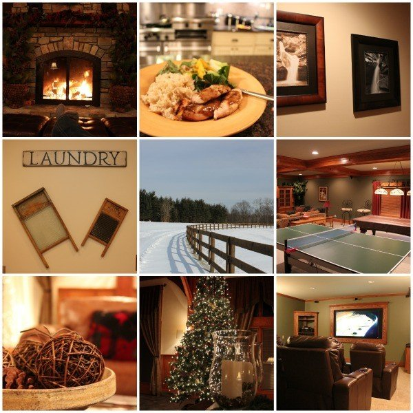 Little touches make guests feel welcome at the romantic Lodge at Laurel Run in gorgeous Hocking Hills in Ohio