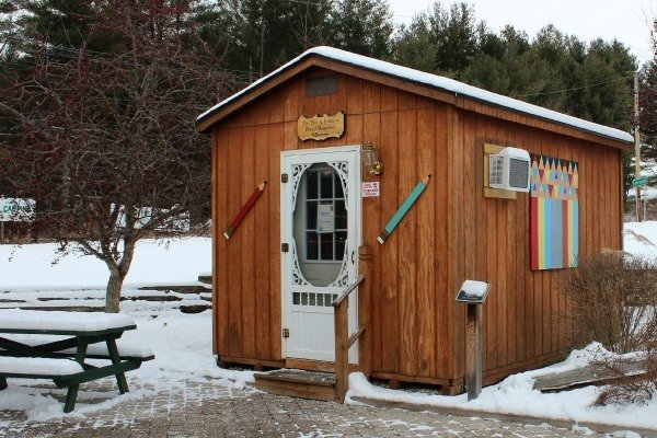 The World's Only Pencil Sharpener Museum in Hocking Hills