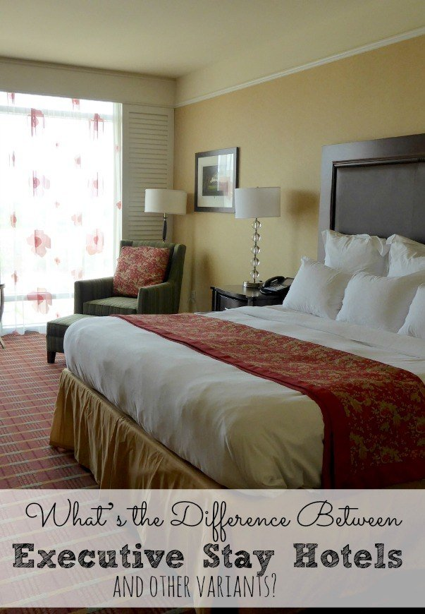 Whats Difference Between Executive >> What S The Difference Between Executive Stay Hotels And