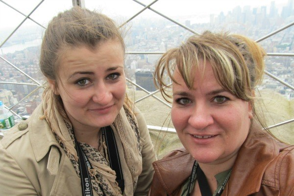 A Mother/Daughter Trip to NYC