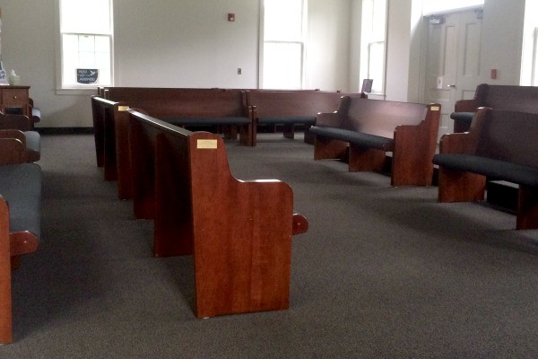 The Quaker Heritage Center in Wilmington, Ohio