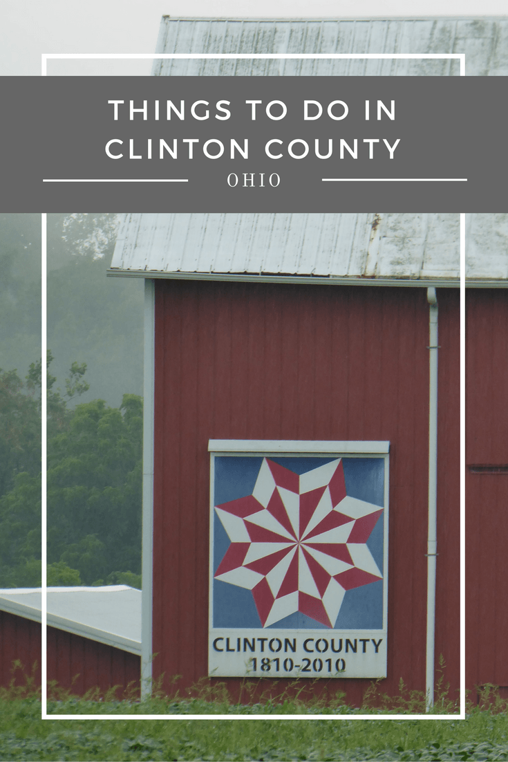 Things to do in Clinton County, Ohio.