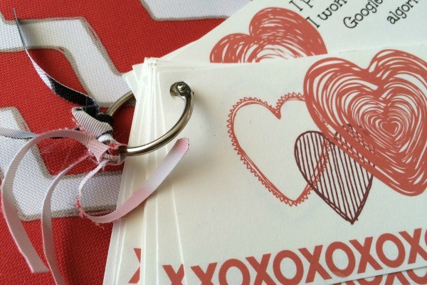 Last Minute Valentine's Day printable coupons for bloggers to give their significant other