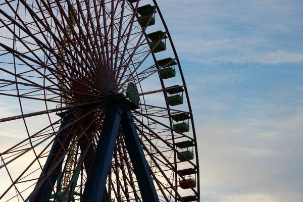 Ferris Wheel at Cedar Point
