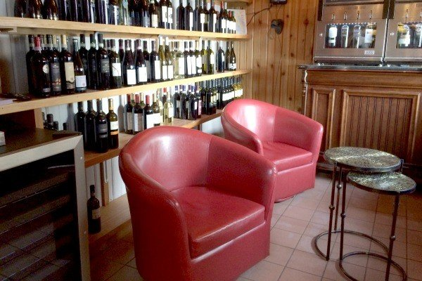 Firelands Winery in Sandusky, Ohio offers tours and tastings year round.