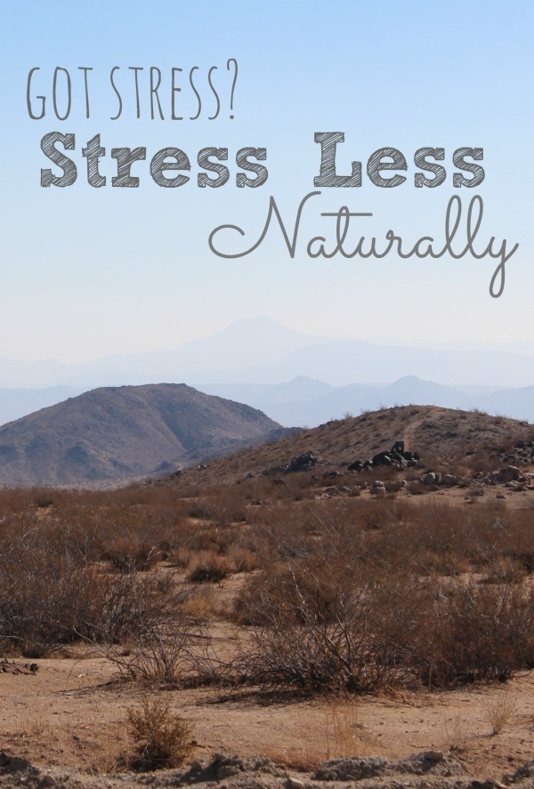 Got Stress Stress Less Naturally with RESCUE