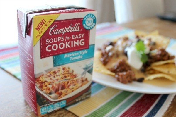 New Mexican Style Tomato, Campbell's Soups for Easy Cooking