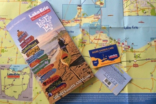 Request your Lake Erie Shores & Islands Travel guide and Shores Savings Card.