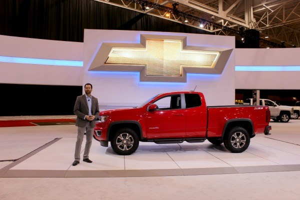 The 2015 Chevy Colorado Z71 Trail Boss A Mid Sized Truck