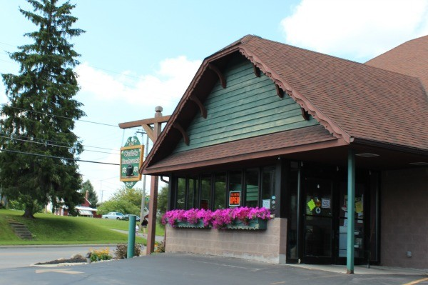 Carle's Bratwurst in Bucyrus Ohio