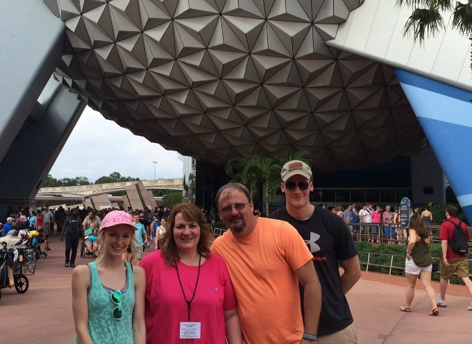 Visiting Epcot- Travel Resolutions