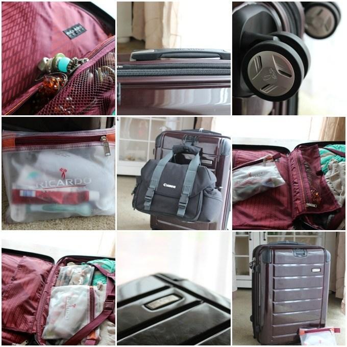 Ricardo Elite Roxbury 2.0 Hard-sided Luggage makes packing a pleasure