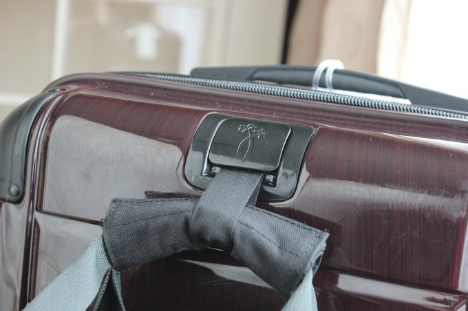 he Add-a-Bag Strap allows you to attach a backpack, purse or camera bag to your Ricardo Elite Roxbury 2.