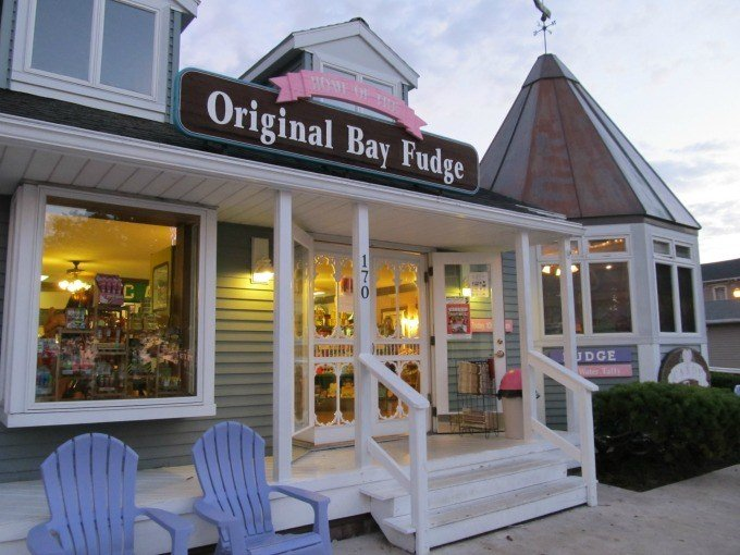 The Candy Bar on Put-in-Bay.