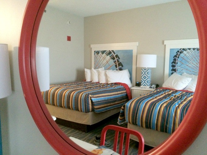 The newly decorated rooms at Hotel Breakers