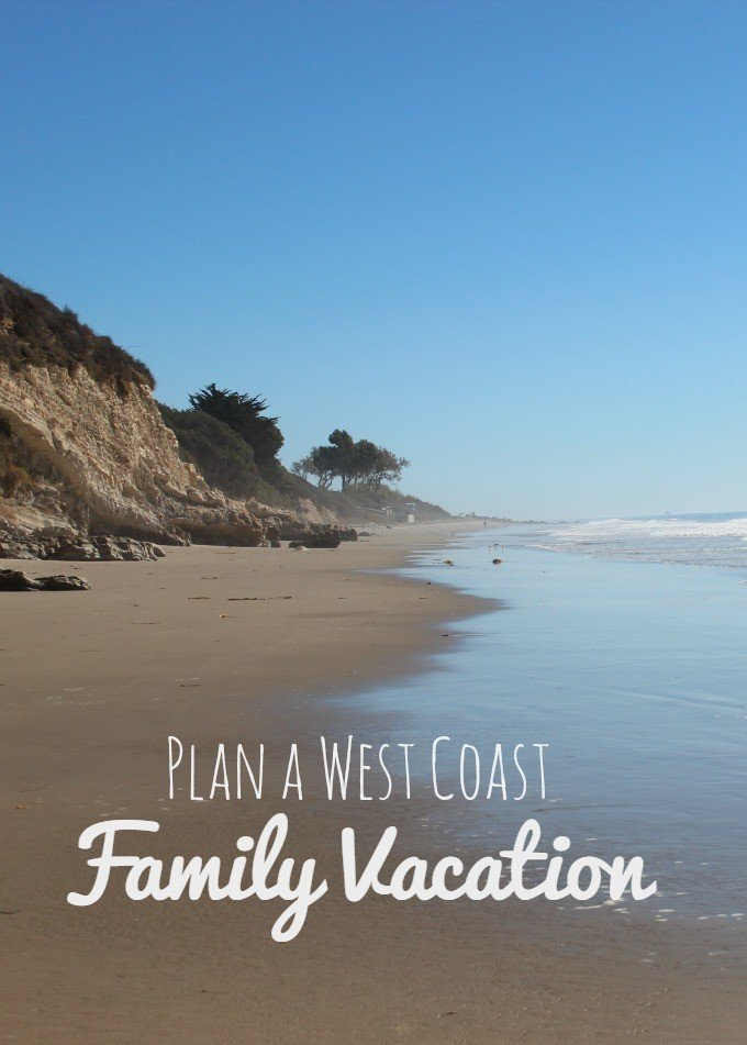 Plan a West Coast Family Vacation with Hipmunk
