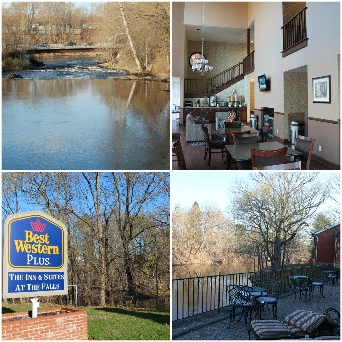 The Best Western Inn & Suites at the Falls an affordable Hudson River Valley Hotel