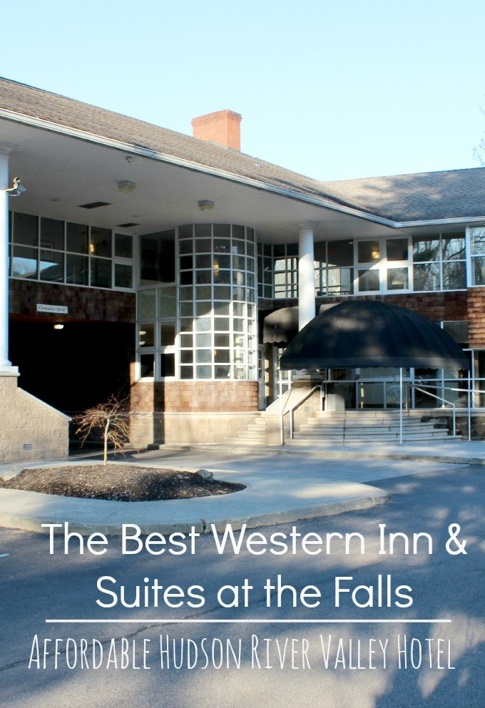 The Best Western Inn & Suites at the Falls in Poughkeepsie, NY is an affordable Hudson River Valley Hotel.