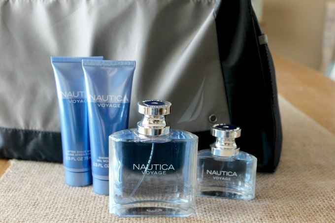 The Deluxe Nautica Voyage Gift Set.