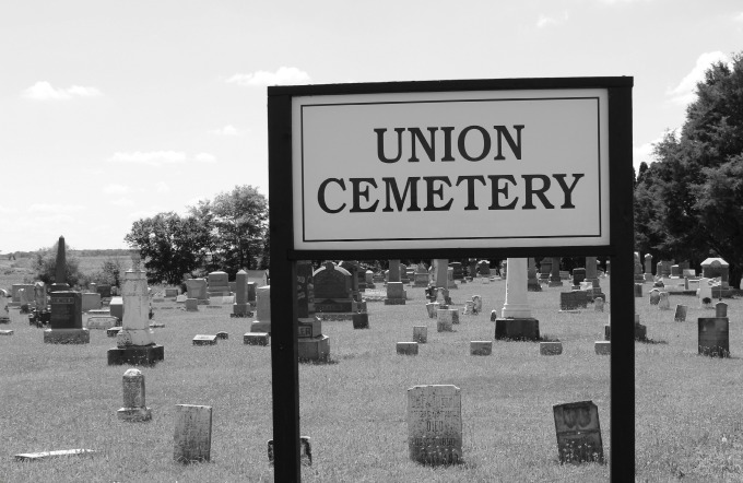 Union Cemetery in Sulphur Springs near Bucyrus, Ohio is shrouded in mystery.