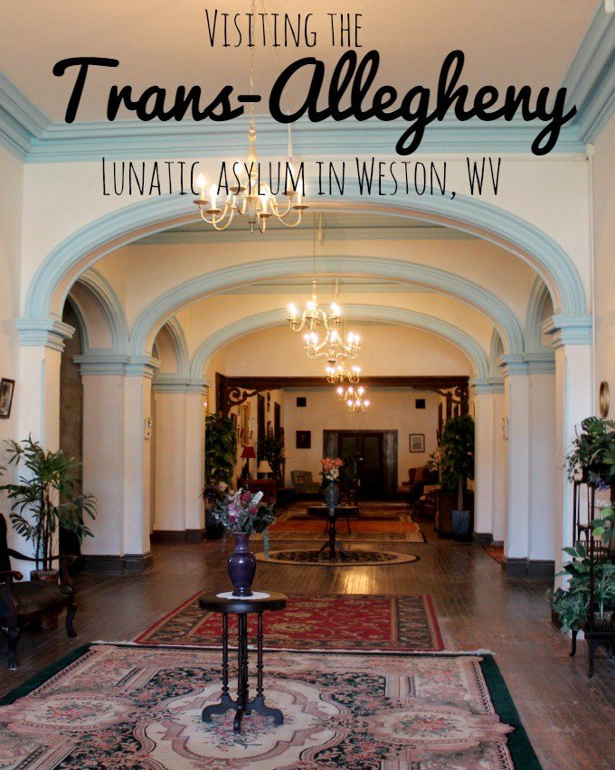 The Trans Allegheny Lunatic Asylum in Weston, West Virginia is a great potential haunted travel destination that everyone will love visiting!