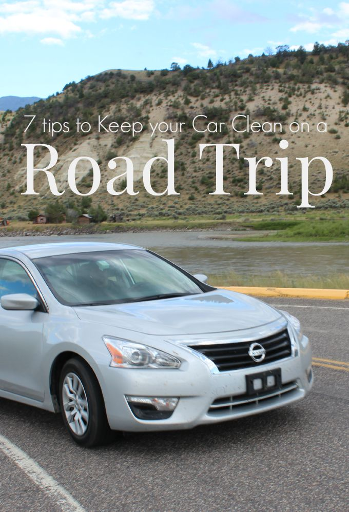 7 tips to keep your car clean on a road trip How to keep your car exterior clean