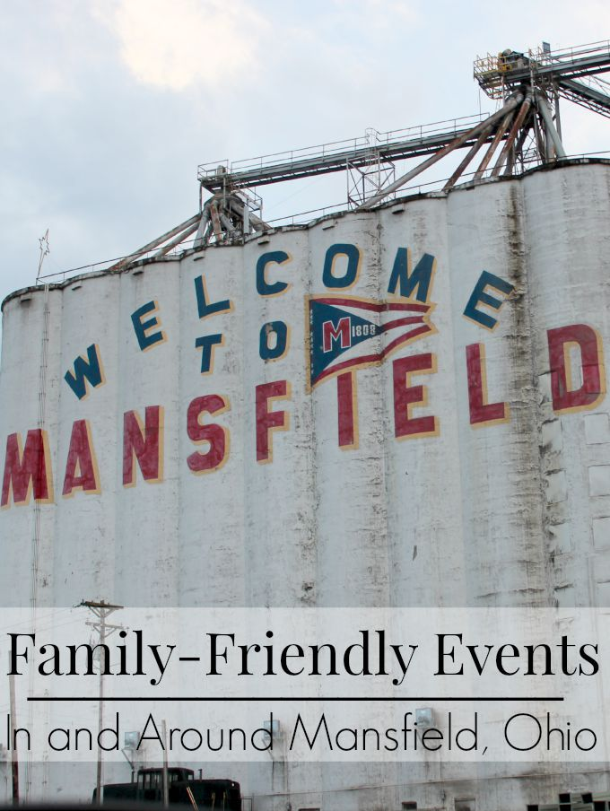 What to do in mansfield ohio