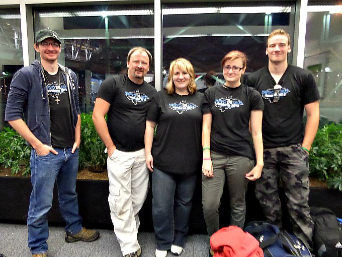 Heading to Honduras to serve on a mission trip with my family and our church.