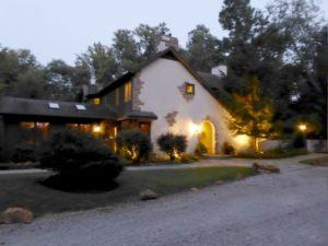 The Manor House at Glenlaurel- romantic getaway ideas in Hocking Hills
