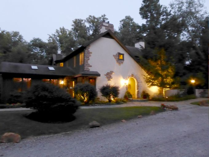 Romantic Lodging Options in Hocking Hills