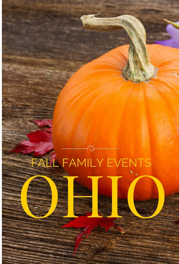 Fall Family Events in Ohio