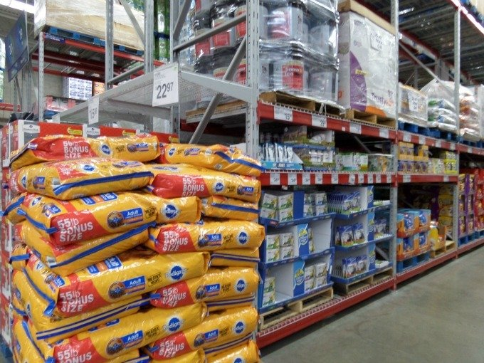 Where to find PEDIGREE brand products at Sam's Club