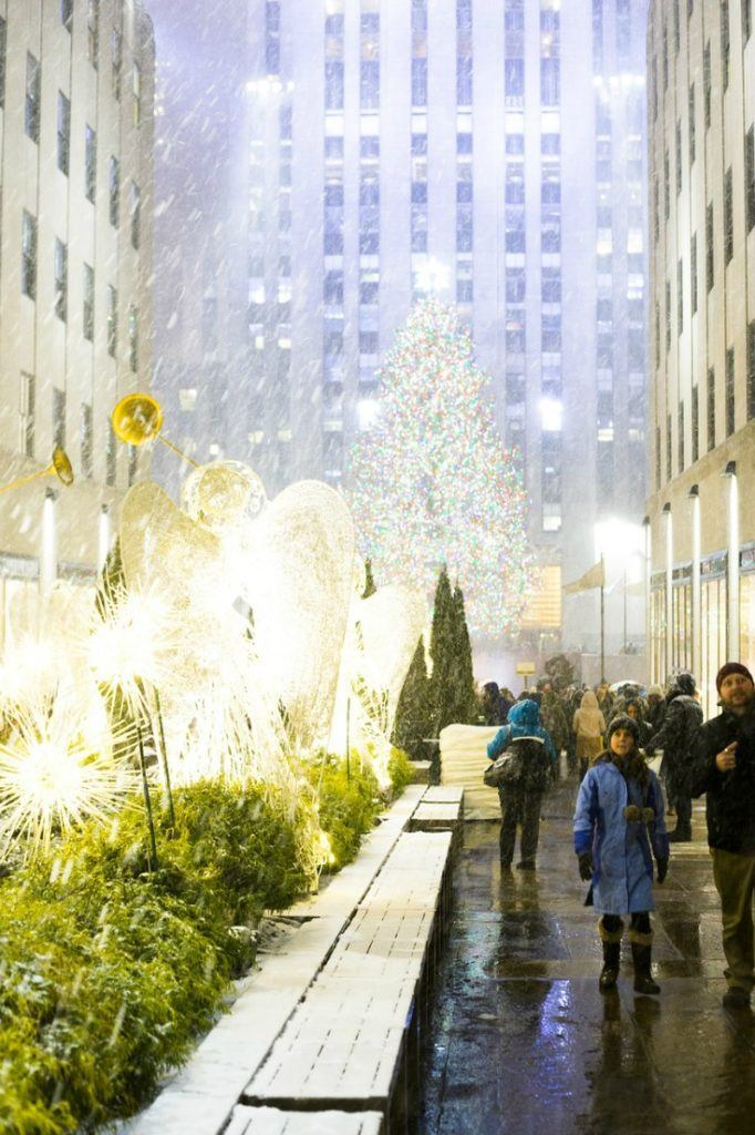 5 Amazing Festivities in NYC during the Holidays