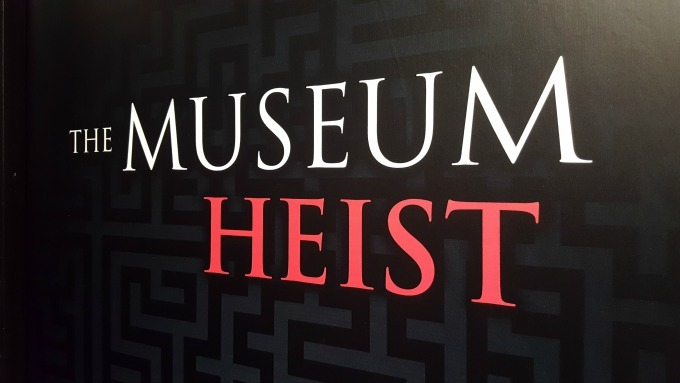 Enter the Museum Heist at the Breakout Games in Dayton Ohio for adventure the entire family can enjoy.