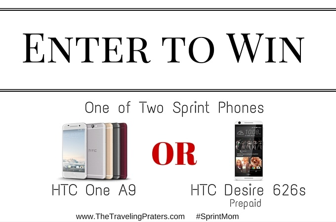Sprint Announces Rates 50% lower than its Competitor Plans- what that means for you + Giveaway